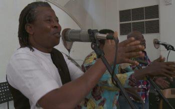 Gangbé Brass Band: les musiciens du Bénin enregistrent leur album anniversaire pour leur 25 ans en Valais