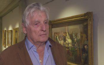 «Christoph Blocher n'est pas du tout intervenu dans le choix des œuvres» affirme Léonard Gianadda
