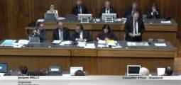 Dernière journée et bilan de session en images au Grand Conseil