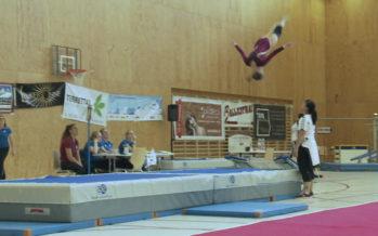 Plus de 600 gymnastes présents pour le Championnat romand aux agrès à Sion