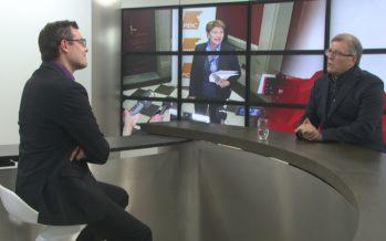 Jean-Michel Cina à propos de Viola Amherd: «On peut déjà préparer la fête»