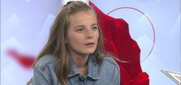Kids Voice Tour: Thaïs Gaillard, une jeune Valaisanne de Choëx, sacrée par un jury de stars françaises
