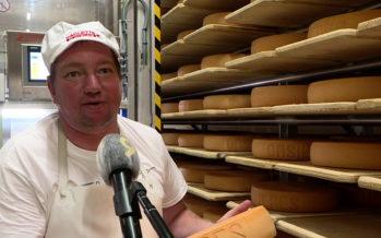 Nouvelle laiterie d'Orsières: l'innovation sert la qualité