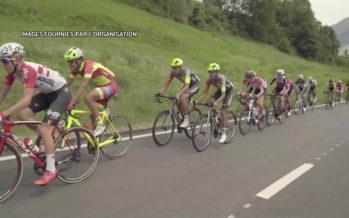 Cyclisme: le Tour du val d'Aoste était de passage en Valais avec son étape-reine entre Orsières et Champex-Lac