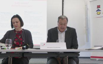 LittératurePro Valais: 100'000 francs pour les écrivains valaisans