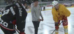 Lonza Arena: un week-end de festivités pour inaugurer la nouvelle patinoire de Viège