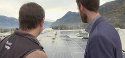 Manque de moyens chez les installateurs solaires valaisans