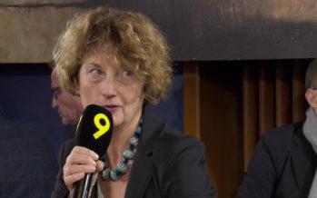Marianne Maret: la première sénatrice valaisanne