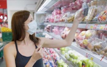 Coronavirus: tous masqués dans les magasins