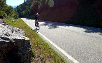 Tour des Stations: Maude Mathys sur l'UltraFondo de 240km