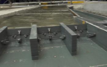 Barrage au fil de l'eau: L'EPFL valide la conception du projet Massongex-Bex-Rhône