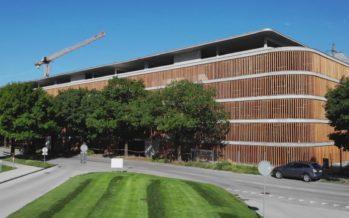 Hôpital du Valais: plus de 1000 places pour le nouveau parking de l'hôpital de Sion!