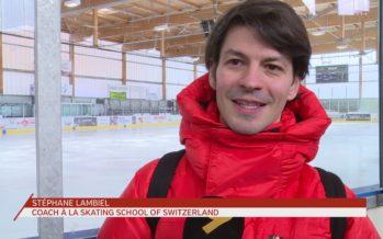 Sion s'est muée en capitale romande de patinage artistique, le temps d'un week-end