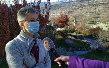 """Chalais: """"Je n'ai pas réussi à convaincre les autres minoritaires"""" analyse Martine Perruchoud Hofstädter"""