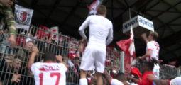 Une capacité limitée au 2/3 des places assises pour les stades suisses