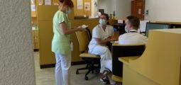 La situation sanitaire est sous contrôle dans les hôpitaux valaisans