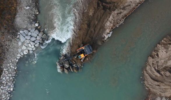 R3: une nouvelle technologie pour éviter la pollution du Rhône