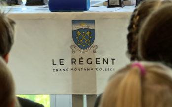 Le Régent Crans-Montana College coaché pendant trois ans par la plus prestigieuse école du monde, Le Rosey