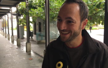 """Mathias Reynard: """"Il y a pas mal de stress. On verra si le résultat se confirme"""""""