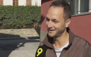 Mathias Reynard pourrait se lancer dans la course à la succession de Christian Levrat