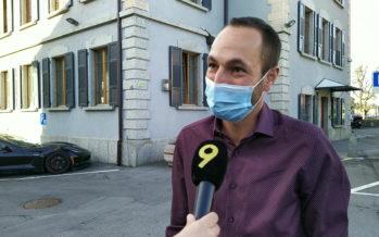 """Mathias Reynard """"les résultats des Socialistes aux Communales sont une bonne nouvelle pour la course au Conseil d'État"""""""