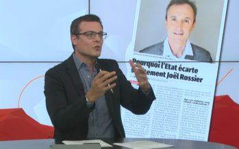 Affaire Joël Rossier: le président du gouvernement face aux dernières investigations