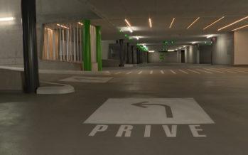 Parking des Roches-Brunes: 300 places pour désengorger le centre de Sion