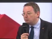 Franz Ruppen, conseiller d'État en charge de la mobilité: «On n'a pas assez investi dans l'entretien des routes»