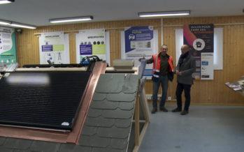 Énergie solaire: Saint-Martin, pionnière du domaine en Suisse