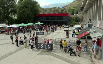 FC Sion: frais et personnel supplémentaires pour assurer la sécurité