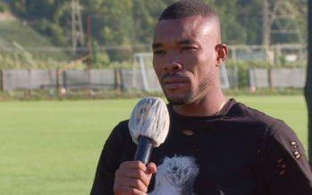 Le footballeur ivoirien Serey Die se confie sur son retour en Valais
