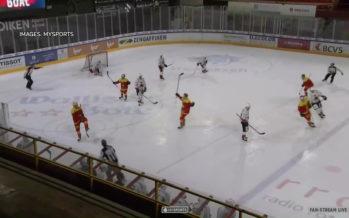 Hockey sur glace: Sierre gagne encore le derby