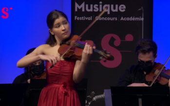 Sion Festival: Lora Markova remporte le 2e Concours Tibor Junior