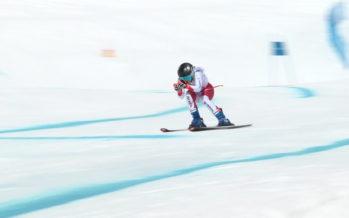Ski alpin: à la rencontre de Delphine Darbellay, jeune skieuse de la Fouly