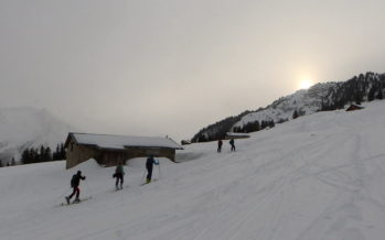 En cinq ans, le nombre de personnes pratiquant le ski de randonnée a presque triplé, passant de 115'000 à 330'000 adeptes