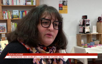 Sofia Aouine: « C'est un livre pour parler à l'enfant qu'on a envie de rester »