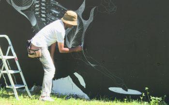 Vision Art Festival, de l'art urbain au sommet des montagnes