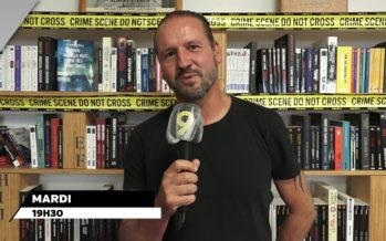 (PARENTHÈSE) la nouvelle émission littéraire de Canal9 en partenariat avec 8 librairies valaisannes