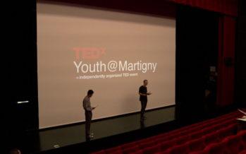 TEDxMartigny 2019 s'installera pour sa 8e édition au Théâtre Alambic