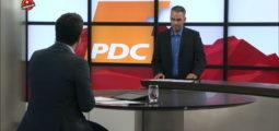 Élections fédérales : Le PDC interrompt sa campagne choc
