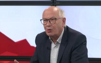 Thomas Burgener: «Mathias Reynard peut faire la surprise au Conseil des Etats»