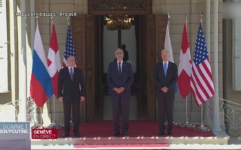 La Suisse au centre de la diplomatie mondiale et des Valaisans côté russe et américain