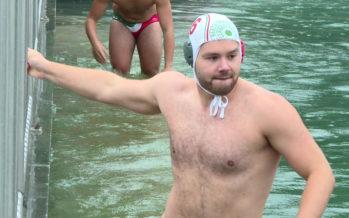 Water-polo: braver le froid à Sion pour la Coupe romande