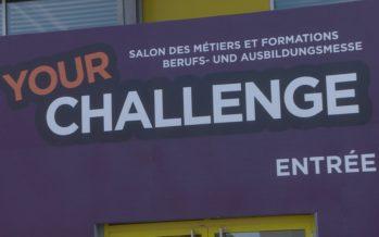 Your Challenge: défi réussi pour les 400 métiers présentés?