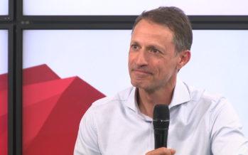 Yves Balmer: départ de Canal9 et du journalisme après 20 ans
