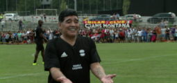 Diego Maradona n'est plus