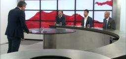Échos des médias. Bilan du Gouvernement, Constituante, élections: l'actualité politique valaisanne commentée par trois journalistes