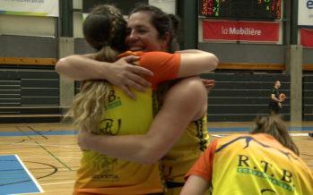 Basket: fin de carrière pour Katia Clément