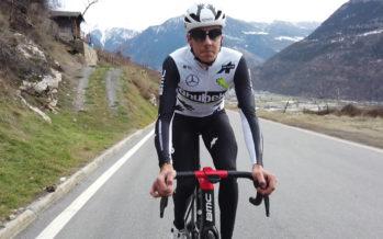 Kilian Frankiny est prêt pour le Giro d'Italie
