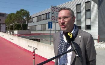 """PDC: """"La situation est difficile pour le 3e siège"""" Laurent Léger"""